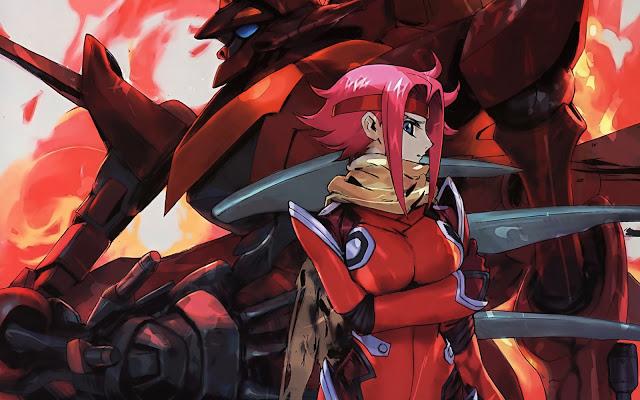 Mecha ^ Anime: Seis décadas de evolución.