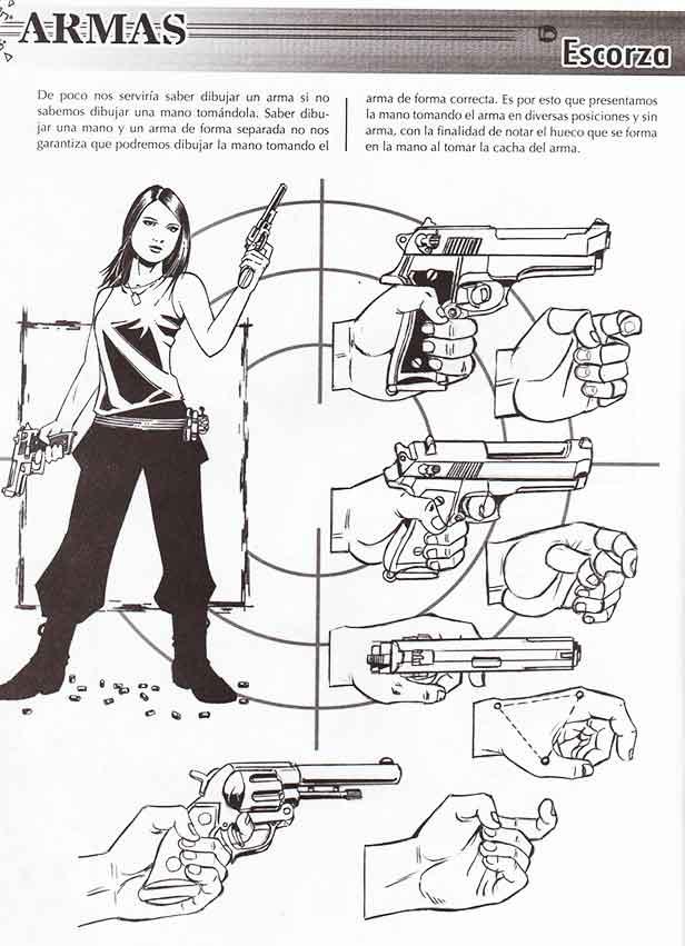 Descarga: DibujArte #47 - Especial de Pistolas.