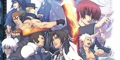 king of fighters another day