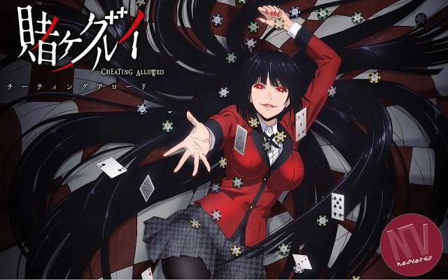 kakegouriki anime psicologico