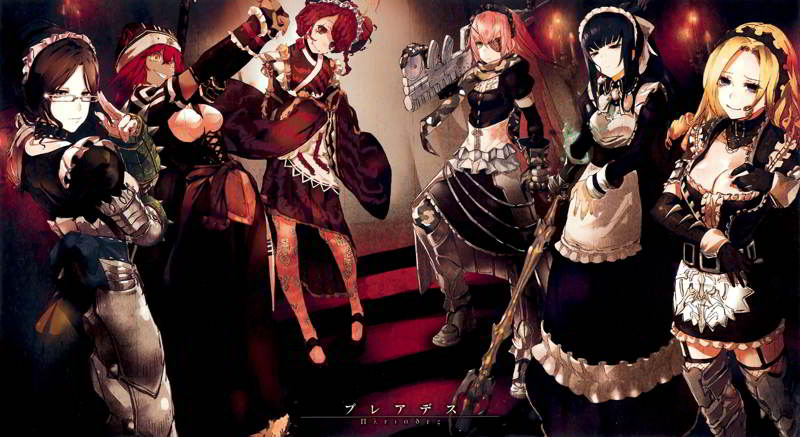 OVERLORD MAIDS