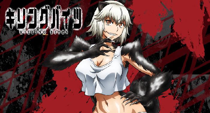Killing Bites Anime wallpaper hd