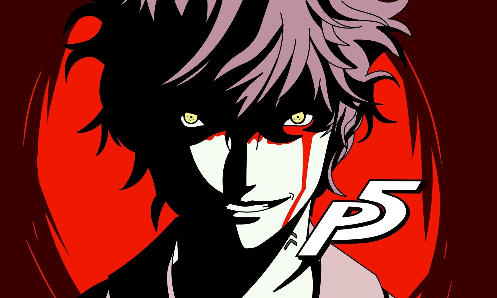 Persona 5 anime wallpaper hd
