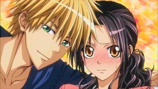 anime shoujo romantico