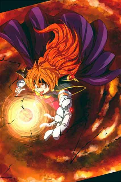 Anime de Magia slayers
