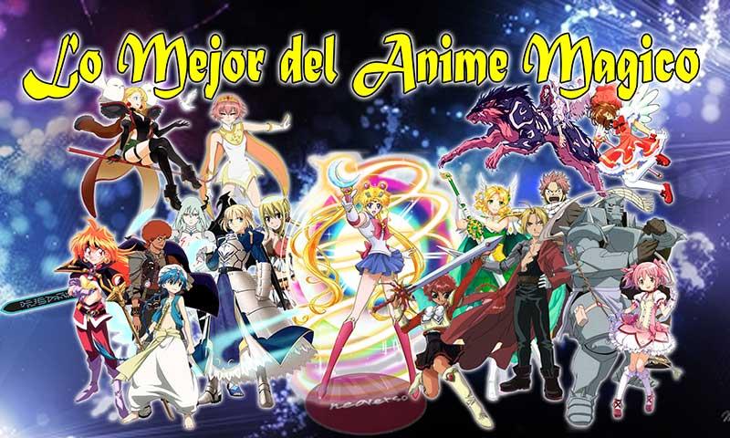 Anime de Magia