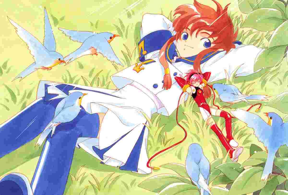 Angelic Layer manga