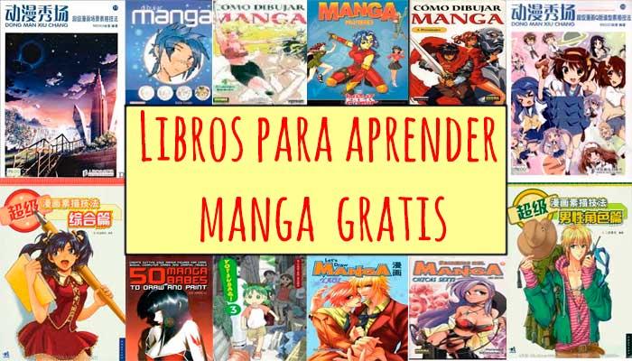descarga libros de manga gratis