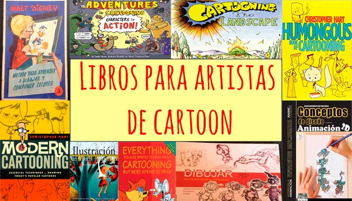 descarga aprender a dibujar cartoon gratis